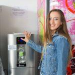 Wasserspender der SMV der Justus-von-Liebig Schule Aalen