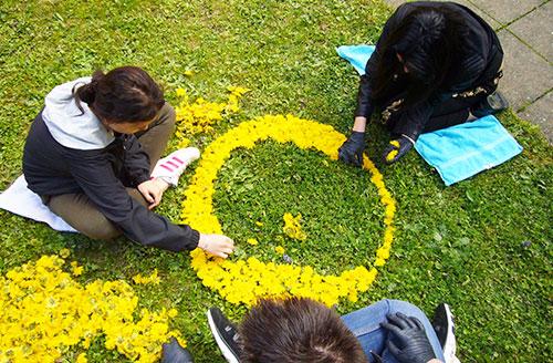 Projekt der AV Dual an der Justus-von-Liebig Schule Aalen