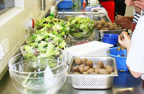 Ausbildung zum Meister Hauswirtschaft an der Justus-von-Liebig Schule Aalen