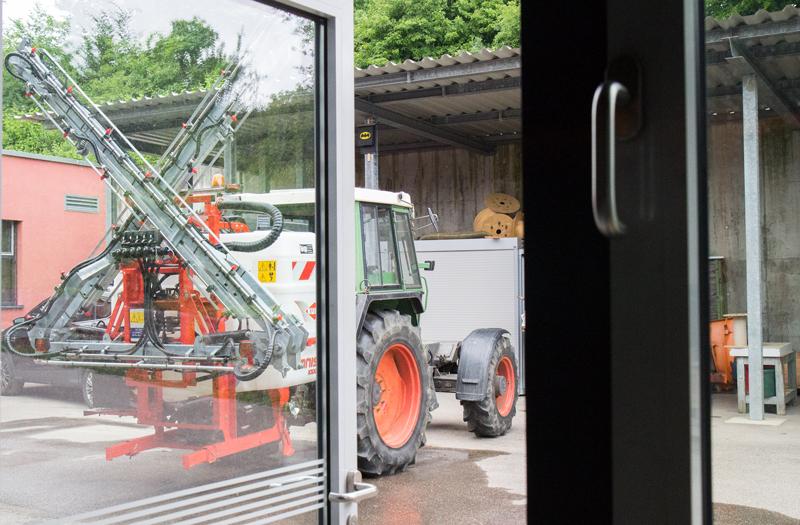 Ausbildung Landwirte Nebenerwerb an der Justus-von-Liebig Schule Aalen